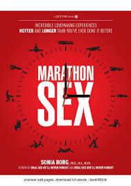 Marathon sex sonia borg