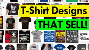 What T Shirt Designs Sell How To Create T Shirts Designs That Sell Teespring Tutorial