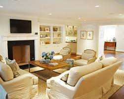 living room furniture layout designs. large traditional living room idea in dallas with a wallmounted tv furniture layout designs