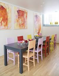 painting a dining room table and chairs decor ideas