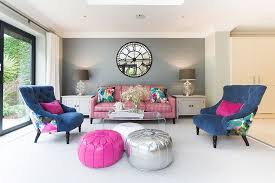 pink couches for bedrooms. Combine Pink With Other Bold Hues For A Captivating And Living Space [Design: Couches Bedrooms