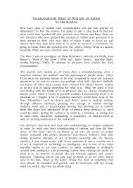 realism essay magical realism essay