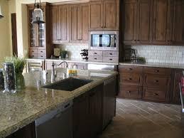 Kitchen For Basement Theme Backsplash Apartments And Kitchen Brown