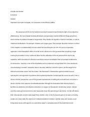 anatomy essay i anatomy physiology essay i cardiovascular system  1 pages ma122 essay