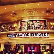 Rare Terry Fator Theatre Mirage The Mirage Terry Fator