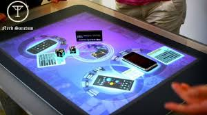 Computer Coffee Table Touch Screen Coffee Table Coffee Tables Thippo