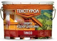 «<b>Текстурол</b> тиксо <b>деревозащитное средство</b> Акация 10л ...