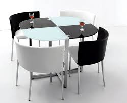 SpaceSaving Dining Table U0026 Chairs  Home Design Garden Space Saving Dining Table Sets