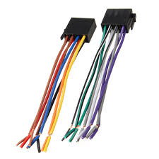online buy whole wiring harness connector from wiring best promotion universal wire harness adapter connector cable radio wiring connector plug for auto car stereo