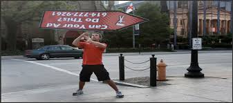 sign twirler sign spinning and other thoughts sweet mother