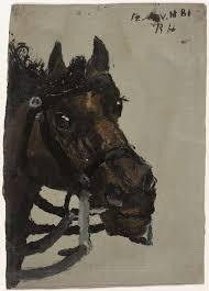 horsehead 1881 richard roland holst oil painting