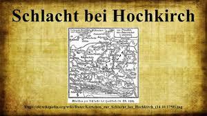 Image result for 1758 Schlacht von Hochkirch