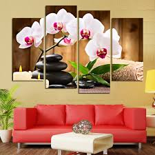 Aliexpresscom  Buy Canvas Painting Printed Pictures Paints Wall Wall Picture Frames For Living Room