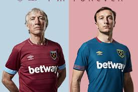 Stadium, arena & sports venue in london, united kingdom. West Ham Reveal New Home And Away Kits And Other Kit News Brace The Hammer