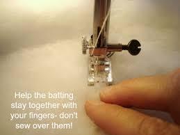 Peicing Quilt Batting from little bits & battingfingers. batting for quilts Adamdwight.com