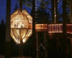 The Worldu0027s 10 Coolest Treehouse Hotels « CBS DetroitCoolest Tree Houses