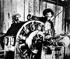 first electric generator. Brilliant Electric Inside First Electric Generator
