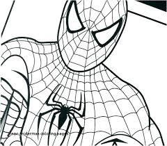 Spiderman Template Coloring Games Spiderman Sarcaceramics Co