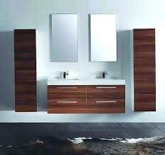 bathroom cabinets double sink. Gorgeous Modern Bathroom Sink Cabinets Double  Amazing Vanity
