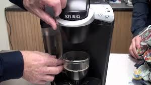 Keurig K40 Descale Light Keurig B40 Single Serve K Cup Brewer
