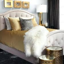 gray and gold bedroom – fishcorp.org