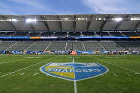 La Chargers Seating Chart Chargers Parking Dignity Health Sports Park