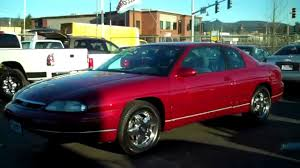 1995 CHEVY MONTE CARLO LS COUPE SOLD!! - YouTube