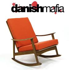 Rocking Chair Modern mid century danish modern rocking chair danish mafia 1822 by guidejewelry.us