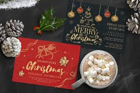 Christmas Flyer Templates Christmas Flyer Template In Psd Ai Vector Brandpacks