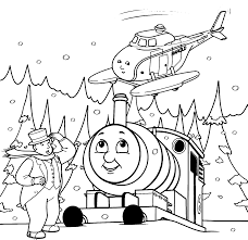 Thomas And Friends Coloring Pages Save