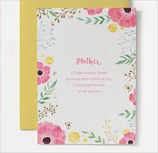 Mother S Day Menu Template 11 Mothers Day Card Templates Psd Eps Free Premium