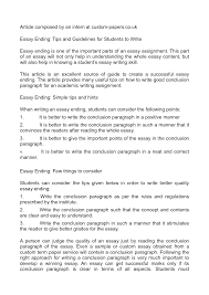 sample essay for elementary students best ideas about sample  ending an essay ending a essay essay ending an essay compucenter ending a essay essayending a