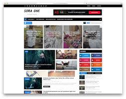 45 Best Free Responsive Blogger Templates 2018 Colorlib