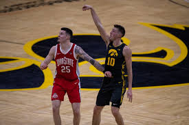 Be ready to support some of the top players in the ncaa in ohio state basketball apparel including authentic jerseys, hats. Iowa Men S Hoops Blows 11 Point Second Half Lead In Loss To Ohio State The Daily Iowan