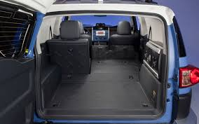 2013 Toyota Fj Cruiser Interior Rear | 4 X 4 Trucks & the FJ ...