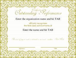 Valedictorian Award Certificate Template Award Certificate Templates ...