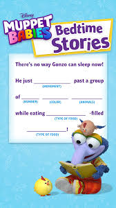 Design Your Own Muppet Make Your Own Muppet Babies Bedtime Story With This Fun