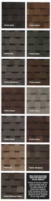 architectural shingles colors. Simple Shingles Pinnacle Shingles To Architectural Colors