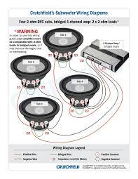 Series Parallel Speakers Within Speaker Wiring Diagrams In