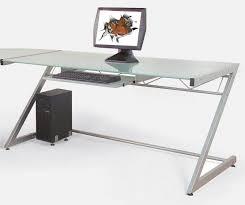modern home office computer desk clean modern. Furniture:Furniture Clean Bisque Unique Desks Home Simple Design Pretty Together With Cool Desk Computer Modern Office A