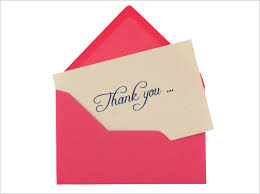 Thank You Note After Funeral To Coworkers Perfect Thank You Notes Heartfelt And Handwritten Npr