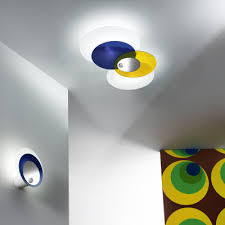 kids ceiling lighting. Hula-hoop-kids-ceiling-lights-modelight-blog-recessed- Kids Ceiling Lighting M