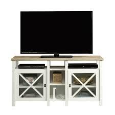 details sauder cottage road tv stand