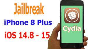 How to Jailbreak iPhone 8 Plus iOS 14.8 – iOS 15 - YouTube