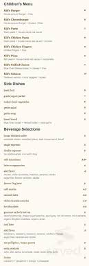 Czy masz recenzję restauracji brown dog coffee co. Brown Dog Cafe Menu In Cincinnati Ohio Usa