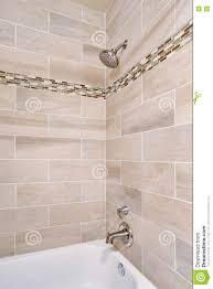 Open Shower Bathroom Bathroom Interior Design View Of Open Shower With Tile Wall Trim