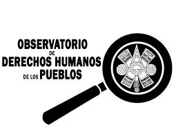 Resultado de imagen para Observatorio de Derechos Humanos de los Pueblos