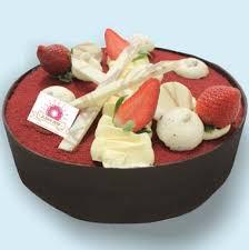 Jual Kue Tart Red Velvet 24cmkue Cake Ulang Tahunkue Ultah