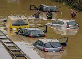 flood-hit regions ...