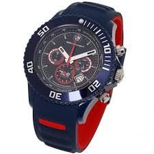 watch blue silicone bm ch brd b s